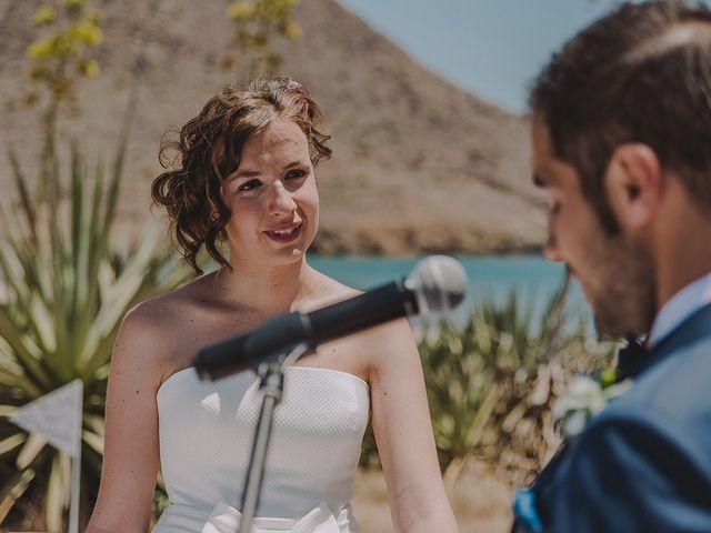 La boda de Javier y Laura en San Jose, Almería 58