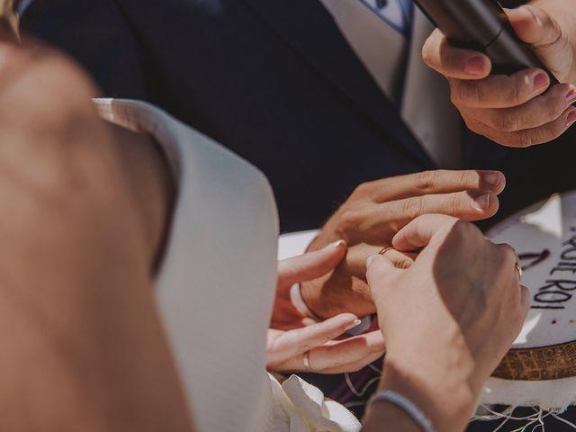 La boda de Javier y Laura en San Jose, Almería 60