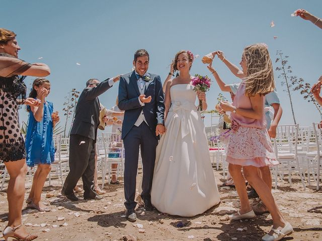 La boda de Javier y Laura en El Cabo De Gata, Almería 61