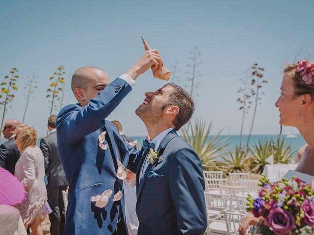 La boda de Javier y Laura en San Jose, Almería 62