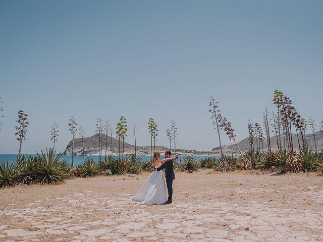 La boda de Javier y Laura en San Jose, Almería 63