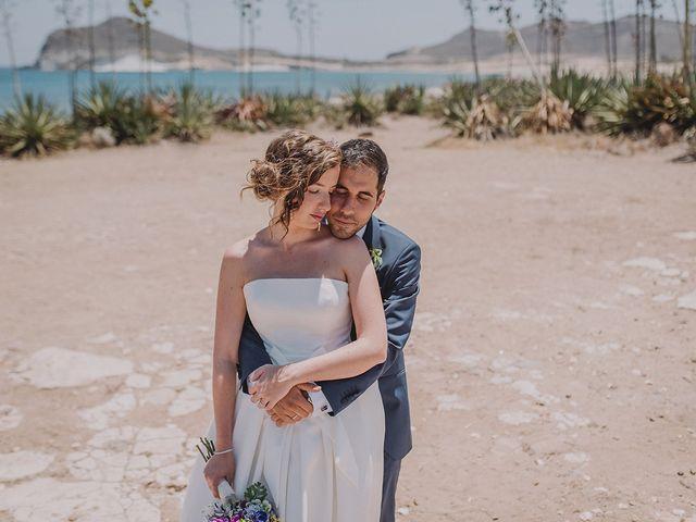 La boda de Javier y Laura en El Cabo De Gata, Almería 64