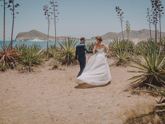 La boda de Javier y Laura en San Jose, Almería 65