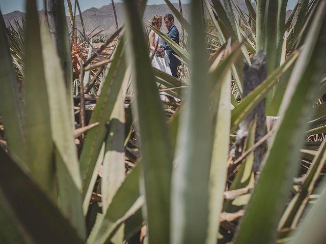 La boda de Javier y Laura en San Jose, Almería 66