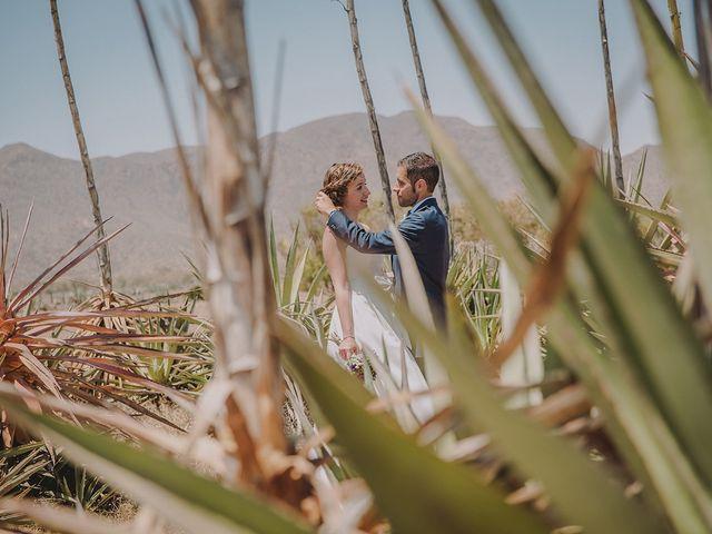 La boda de Javier y Laura en El Cabo De Gata, Almería 67