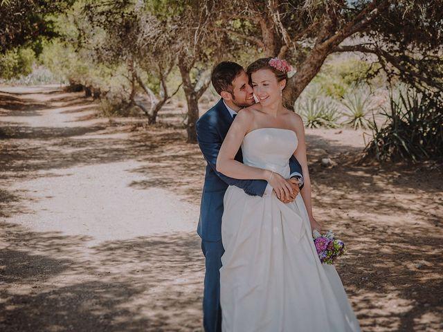 La boda de Javier y Laura en El Cabo De Gata, Almería 71