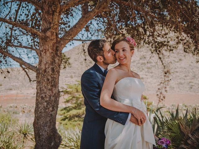 La boda de Javier y Laura en San Jose, Almería 72