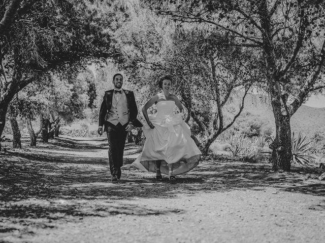 La boda de Javier y Laura en San Jose, Almería 76