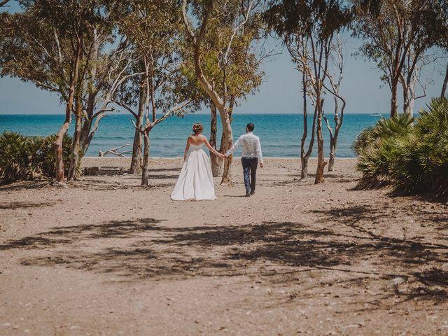 La boda de Javier y Laura en El Cabo De Gata, Almería 77