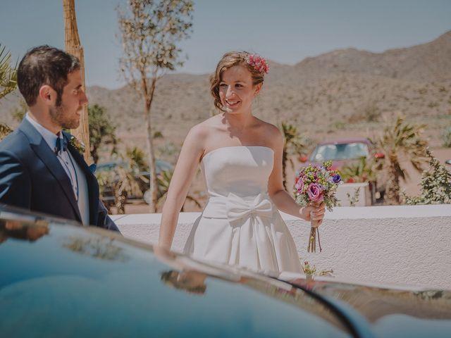 La boda de Javier y Laura en San Jose, Almería 79