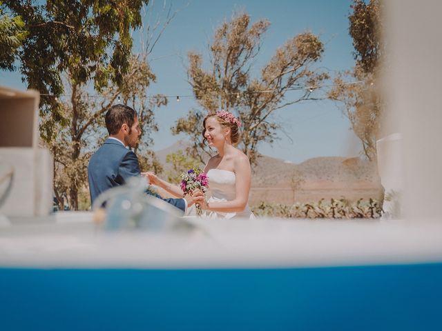 La boda de Javier y Laura en El Cabo De Gata, Almería 80