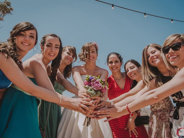 La boda de Javier y Laura en El Cabo De Gata, Almería 82