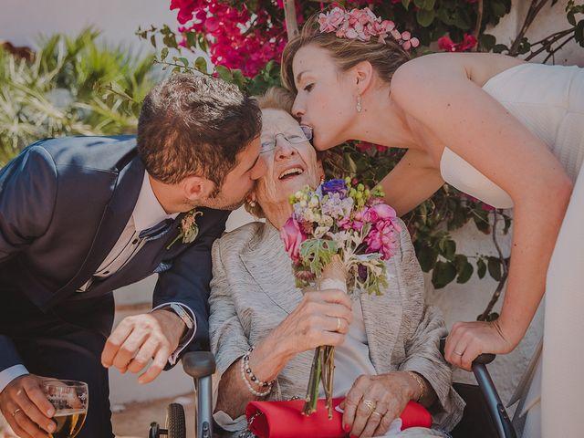 La boda de Javier y Laura en El Cabo De Gata, Almería 85