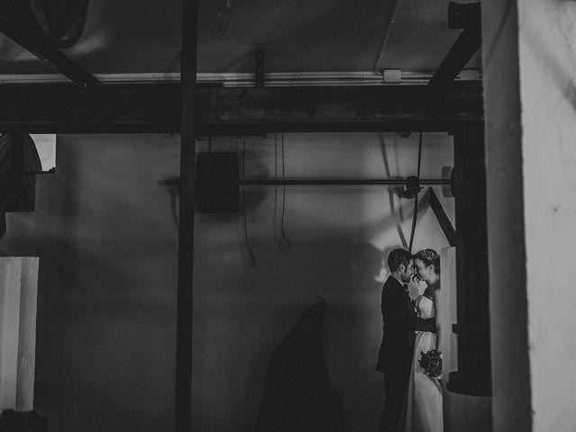 La boda de Javier y Laura en El Cabo De Gata, Almería 87