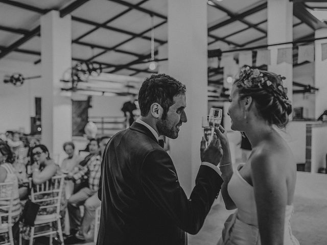 La boda de Javier y Laura en El Cabo De Gata, Almería 91