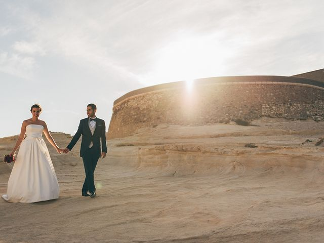 La boda de Javier y Laura en El Cabo De Gata, Almería 102