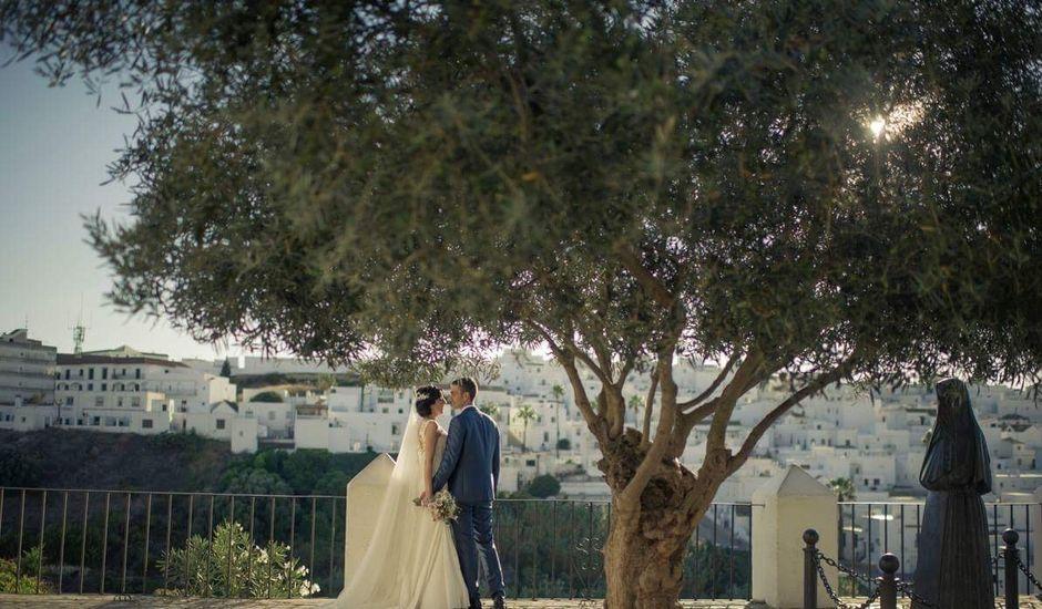 La boda de Noelia Dávila Dávila  y José Carlos González López  en Vejer De La Frontera, Cádiz