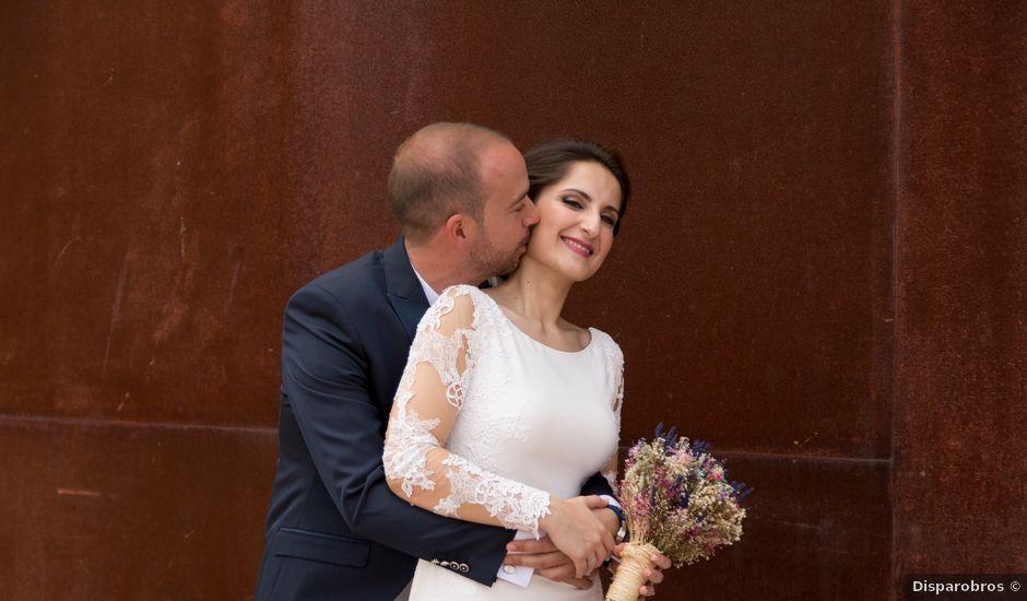 La boda de David y Cristina en Puertollano, Ciudad Real
