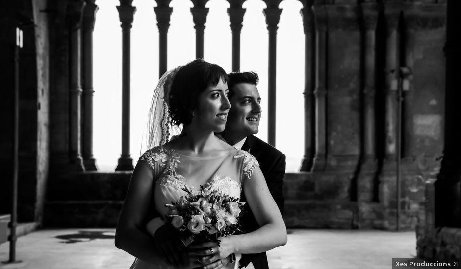 La boda de Gerard y Núria en Torrelameu, Lleida