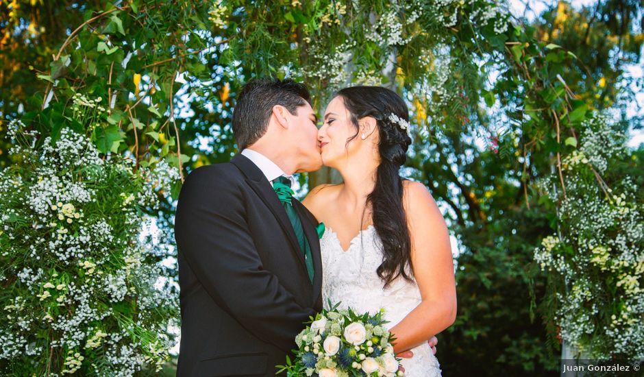 La boda de Juanfe y Sara en Puebla De Sancho Perez, Badajoz