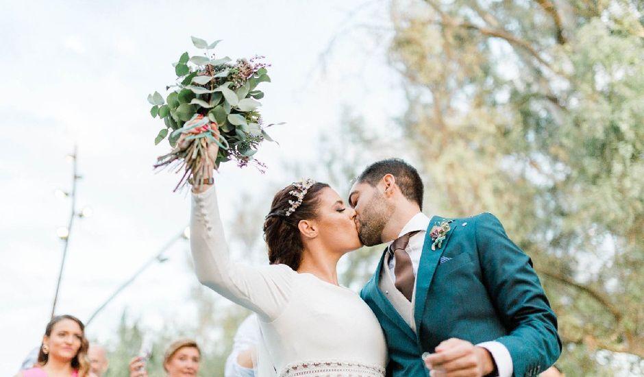 La boda de Luis  y Belén  en Coria Del Rio, Sevilla