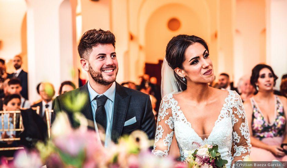 La boda de Javi y Laura en Villamena, Granada