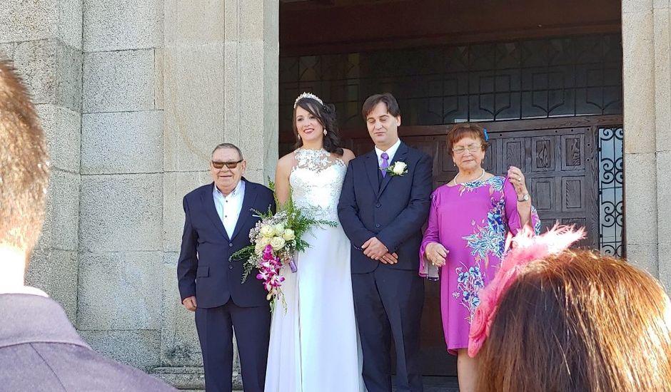 La boda de Julio  y Teresa  en Marin, A Coruña