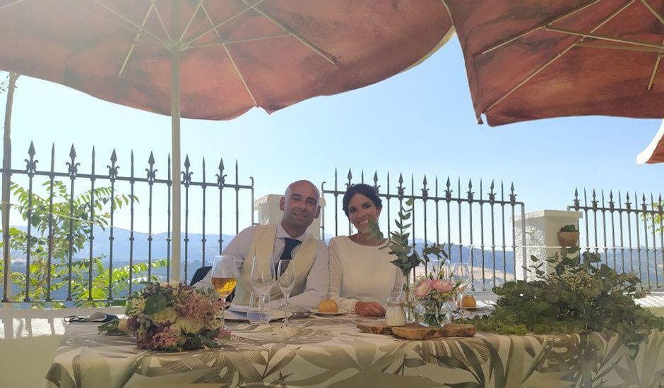 La boda de Kiko y Irene  en Ronda, Málaga