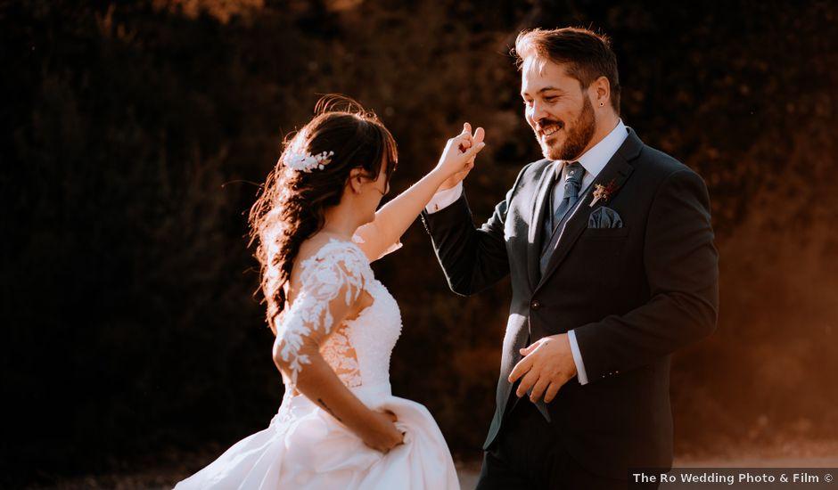 La boda de Tomy y Sheila en Velilla De San Antonio, Madrid