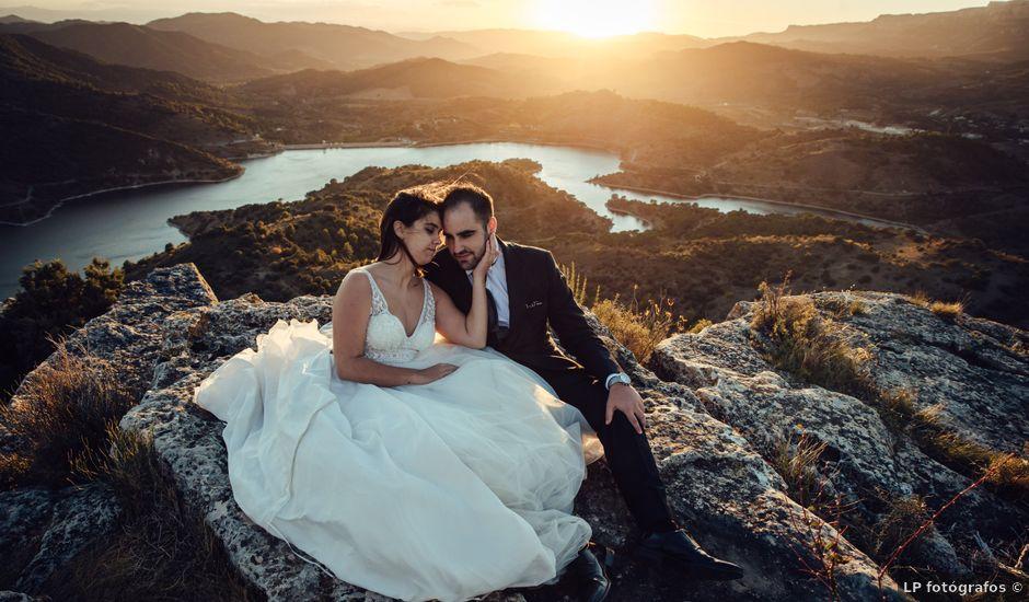 La boda de Rubén y Desi en Cambrils, Tarragona
