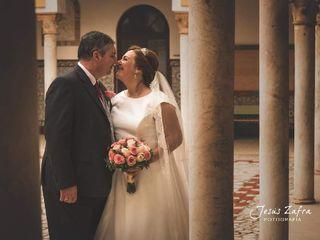 La boda de Mari Sierra  y Juan