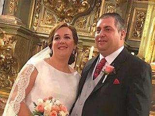 La boda de Mari Sierra  y Juan 2