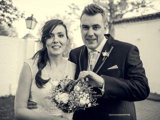 La boda de Olga y Roberto