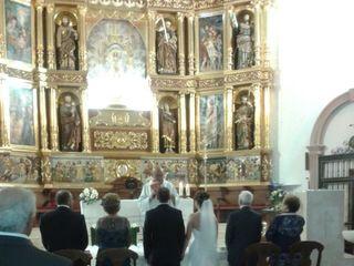 La boda de Mari Paz Cañadas y Felix Perea Ruiz 1