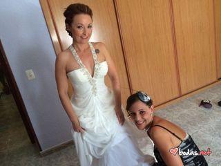 La boda de Mari Paz Cañadas y Felix Perea Ruiz 3