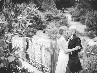 La boda de Zahara y Pedro