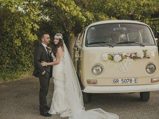 La boda de Alba y Gabri