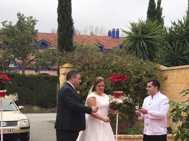 La boda de Juan y Mari Sierra  en Cabra, Córdoba 4