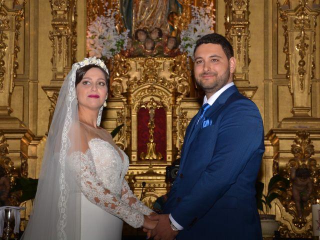 La boda de José Antonio y Zulema en Bollullos Par Del Condado, Huelva 1