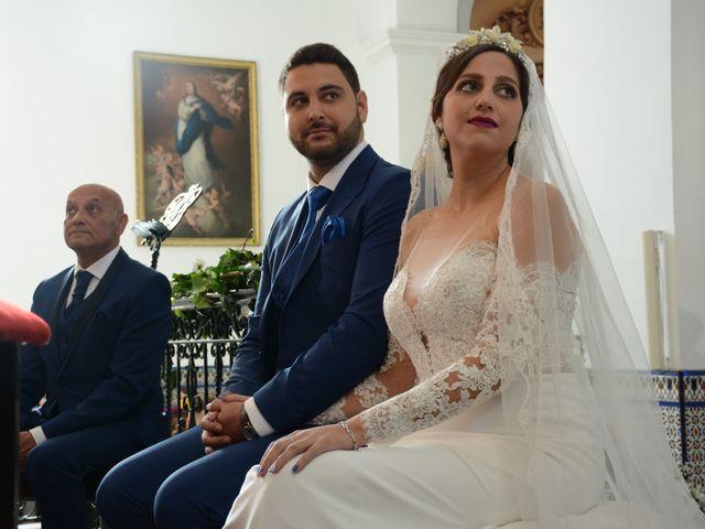 La boda de José Antonio y Zulema en Bollullos Par Del Condado, Huelva 5