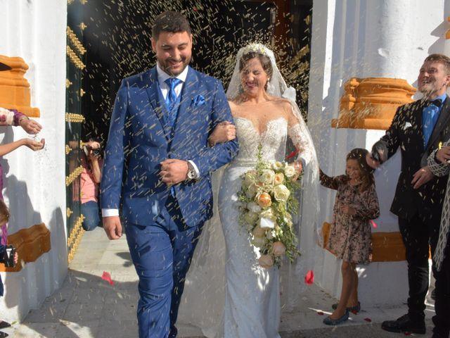 La boda de José Antonio y Zulema en Bollullos Par Del Condado, Huelva 6