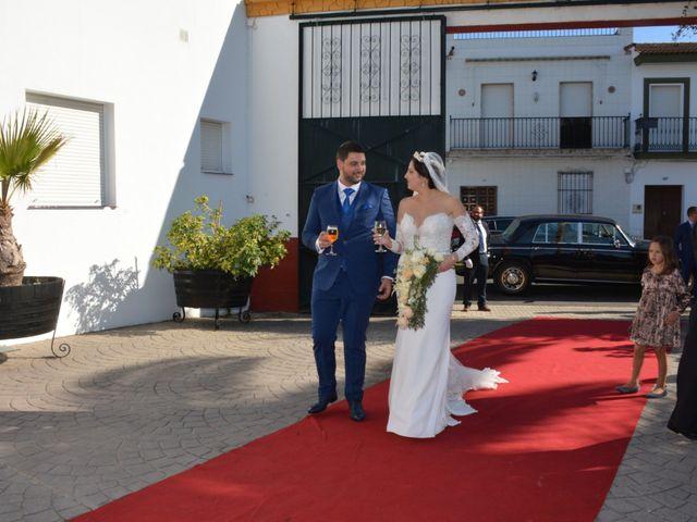 La boda de José Antonio y Zulema en Bollullos Par Del Condado, Huelva 7