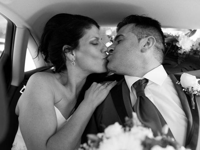 La boda de Lucie y Rafael