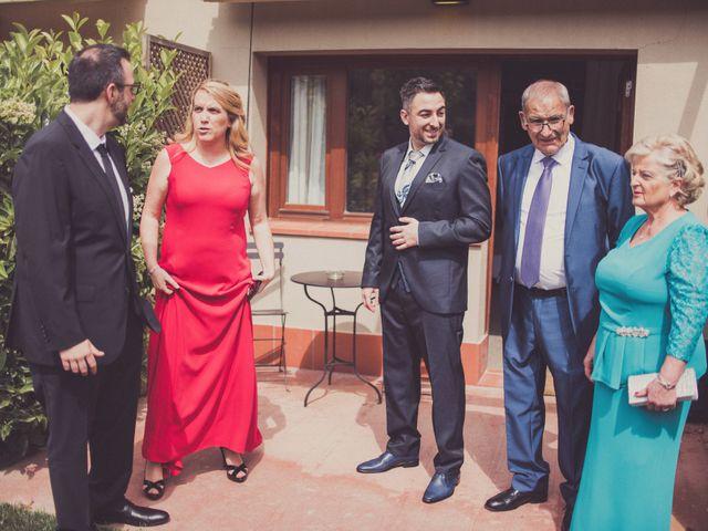 La boda de Jordi y Rocio en L' Ametlla Del Valles, Barcelona 15