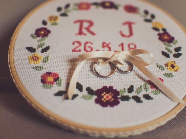 La boda de Jordi y Rocio en L' Ametlla Del Valles, Barcelona 28