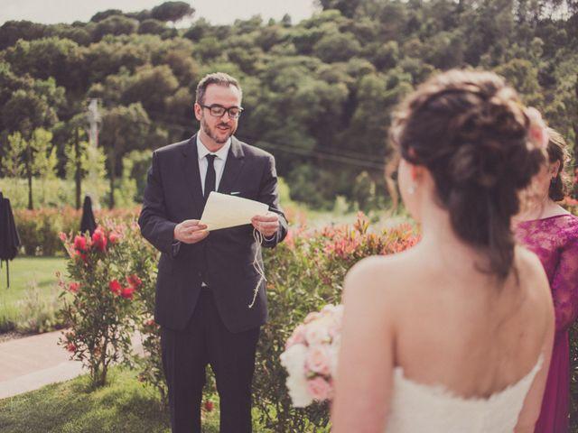 La boda de Jordi y Rocio en L' Ametlla Del Valles, Barcelona 43
