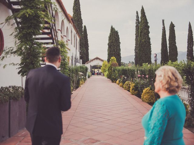 La boda de Jordi y Rocio en L' Ametlla Del Valles, Barcelona 53