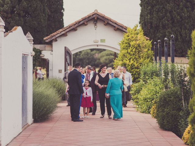 La boda de Jordi y Rocio en L' Ametlla Del Valles, Barcelona 54