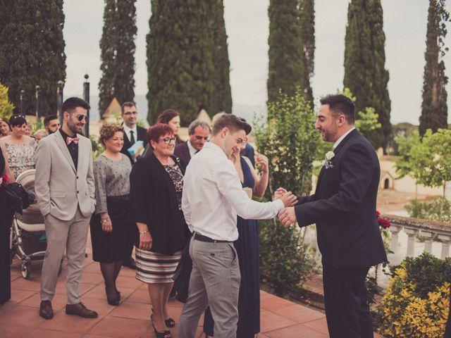 La boda de Jordi y Rocio en L' Ametlla Del Valles, Barcelona 55