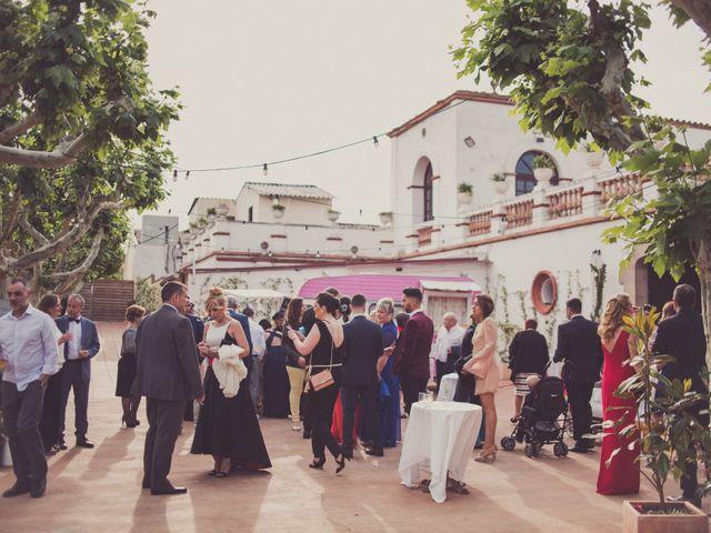 La boda de Jordi y Rocio en L' Ametlla Del Valles, Barcelona 61